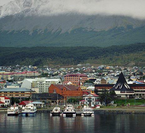 Tierra Del Fuego Cove