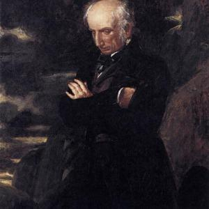 Haydon portrait of Wordsworth