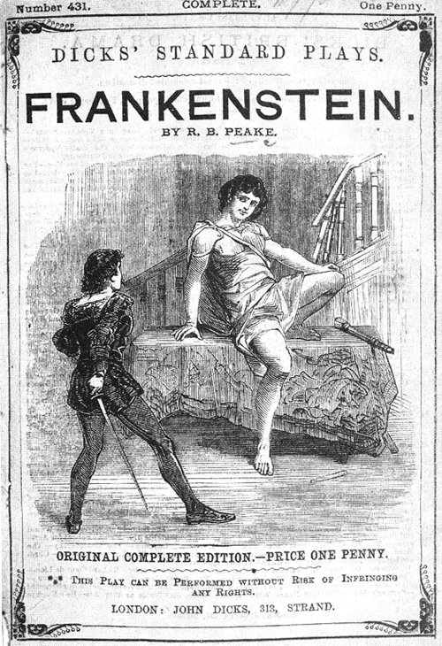 Mary Shelleys Frankenstein The First Edition