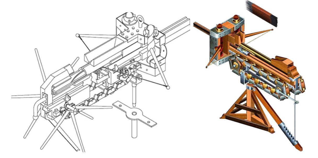 on catapult schematics
