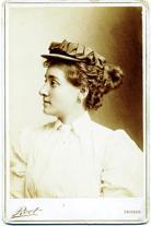 Annie Londonderry 1895
