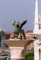 Statue of the Lion of Saint Mark