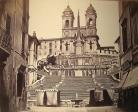 Photograph of the Spanish Steps by Robert MacPherson
