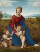Madonna del Prato by Raphael