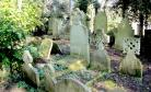 The Rossetti Family Grave