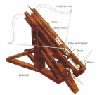 Flexible Bow Catapult
