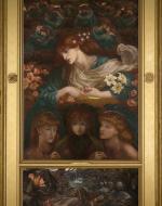 Dante Gabriel Rossetti, The Blessed Damozel (1877)