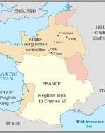 France During the Hundred Year's War