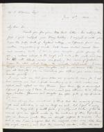 Letter from Charlotte Brontë to W.S. Williams, 1848