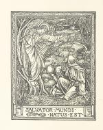 """""""Salvator Mundi"""" by Florence Rutland"""