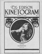 Frankenstein Movie Cover