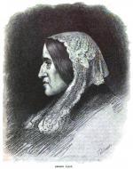 George Eliot, Engraving by Thomas Johnson (1881)