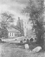 """""""Shepperton Church"""" by W.J. Mozart"""