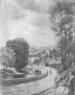 """""""Shepperton Village"""" by W.J. Mozart"""