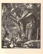 The Lady of Shalott - Dante Rossetti