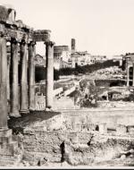 """The Forum,"" Rome"