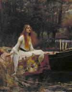 The Lady of Shalott, by John William Waterhouse