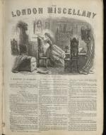 """Waiting for the Robbers."" The London Miscellany 2 (17 Feb 1866), 17"