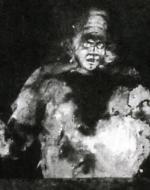 Birth of Frankenstein's Monster Scene