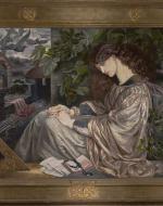 Dante Gabriel Rossetti, La Pia De' Tolomei (1868-1880)