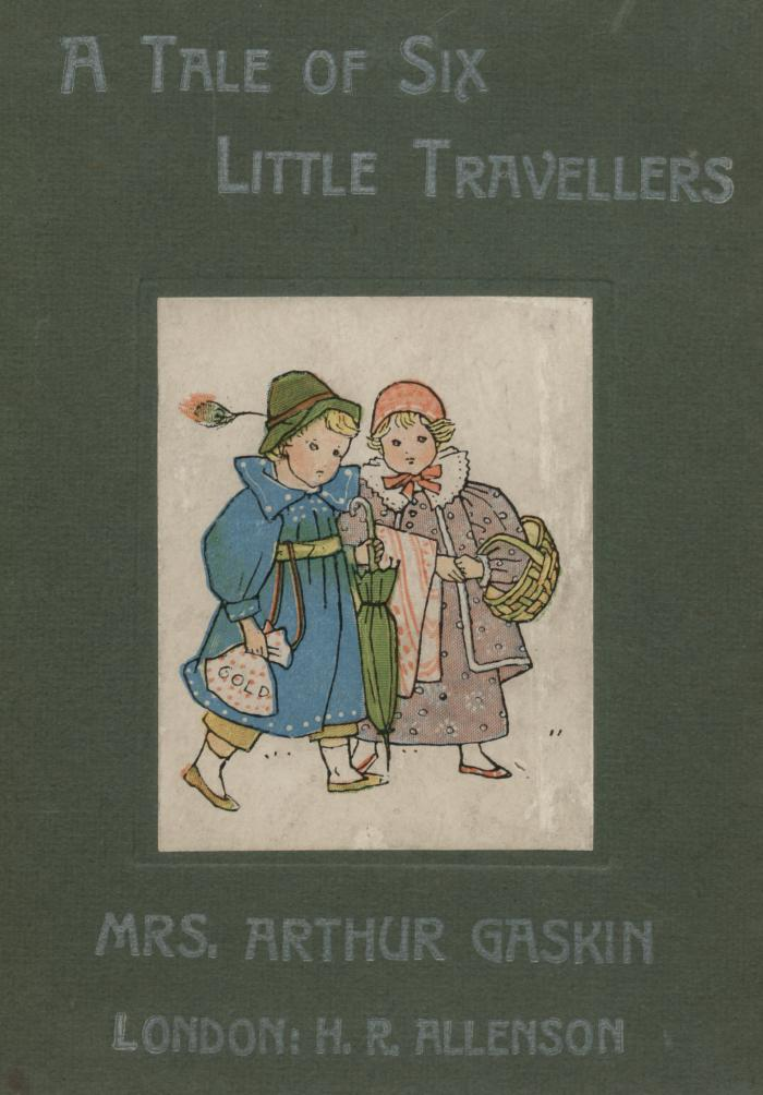 A Tale of Six Little Travellers Cover