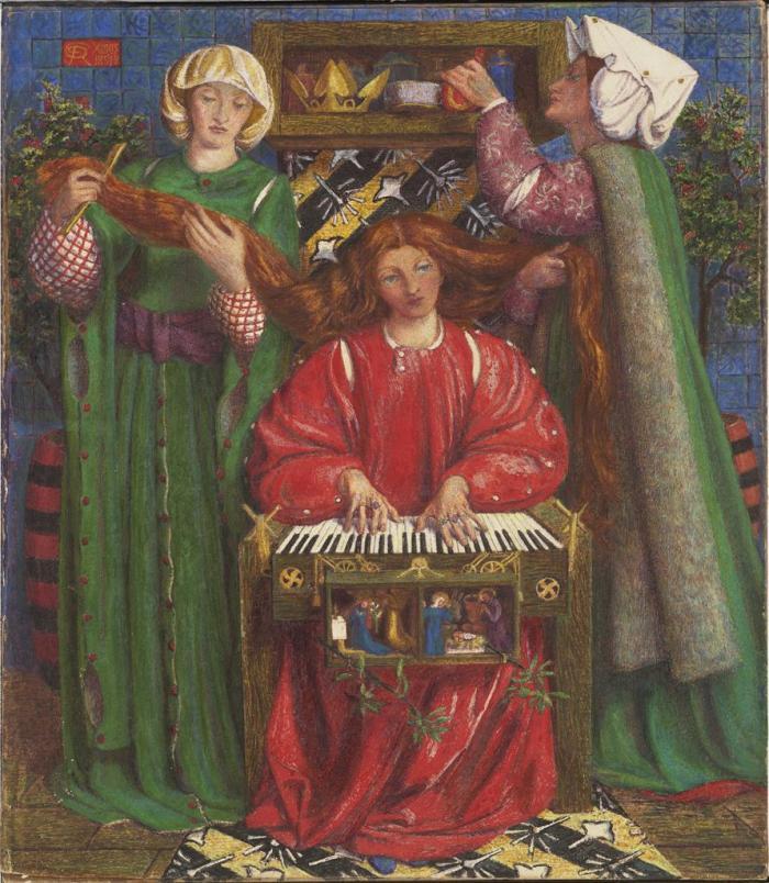 DGR, A Christmas Carol