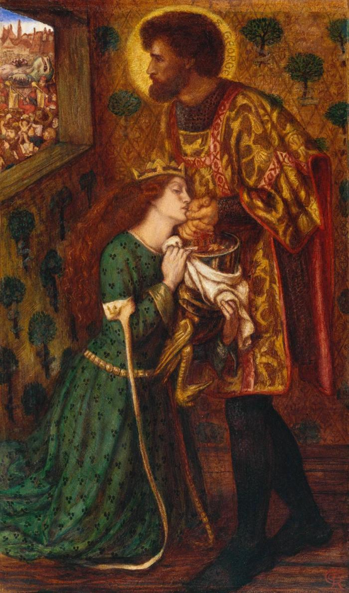 DGR St. George and Princess Sabra