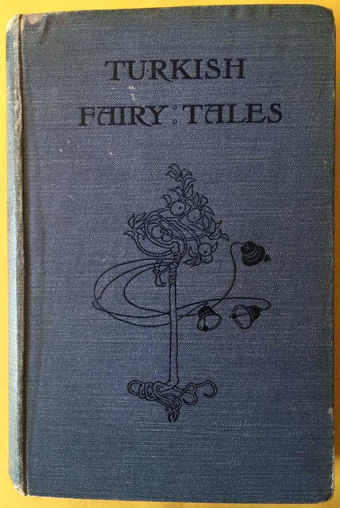 Turkish Fairy Tales Cover