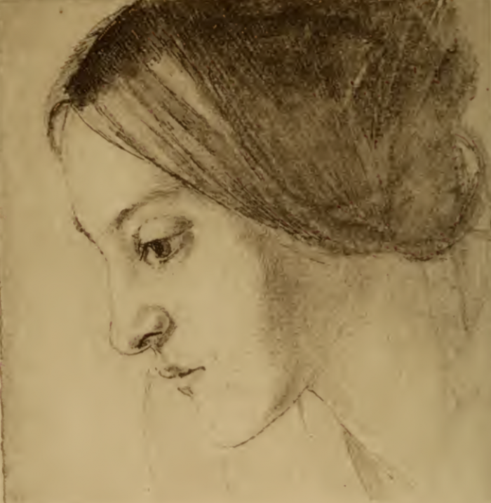 DGR, Christina Rossetti