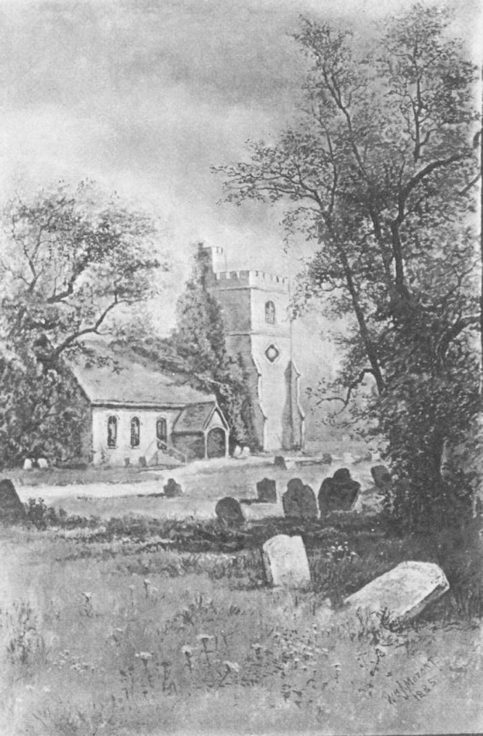 """Shepperton Church"" by W.J. Mozart"