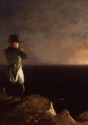 Haydon portrait of Napoleon