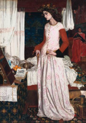 La Belle Iseult, William Morris