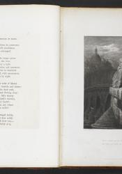 """The Bridge of Sighs"" (before) by Thomas Hood, illustrated by Gustave Doré"