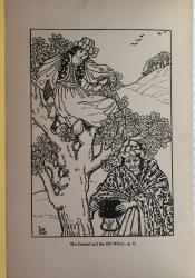 "Turkish Fairy Tales ""The Damsel and the Old Witch"""