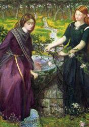 DGR, Dante's Vision of Rachel and Leah