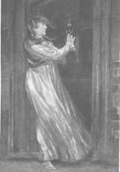"""Janet at Mrs. Petifer's Door"" by W.L. Taylor"