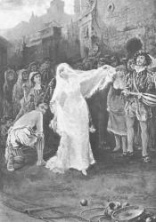 """""""Fedalma Dances in the Street"""" by W.L. Taylor"""
