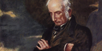 On a Portrait of Wordsworth